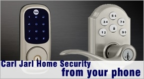 Expect From Carl Jarl Locksmiths Residential Locksmith Services