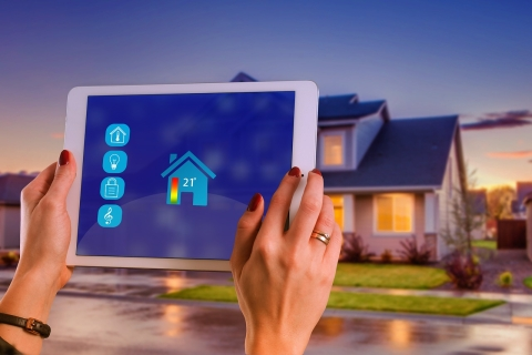 smart home security systems Omaha