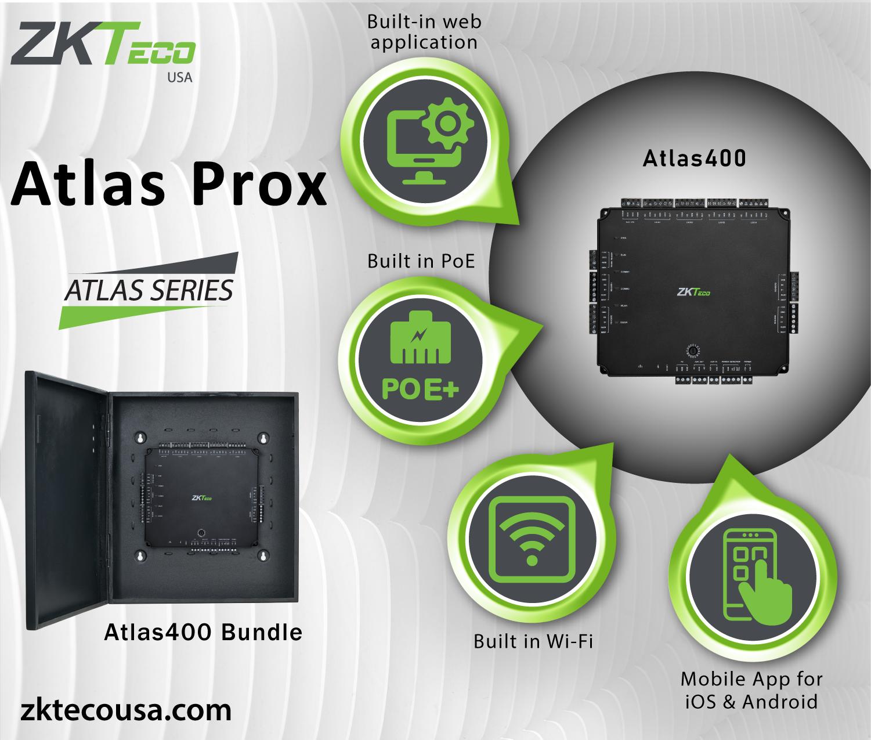 ZKTeco Atlas Prox
